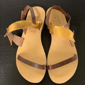 Shoes - Handmade Greece Sandals